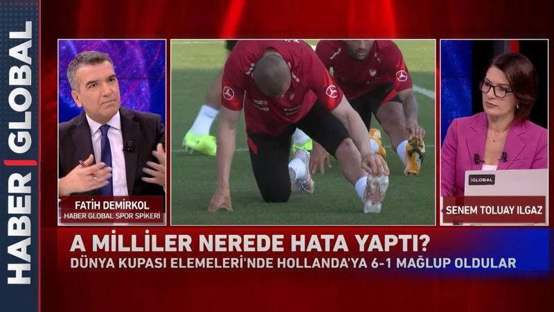 Fatih Demirkol: TFF'de bir tane futboldan gelen adam yok!