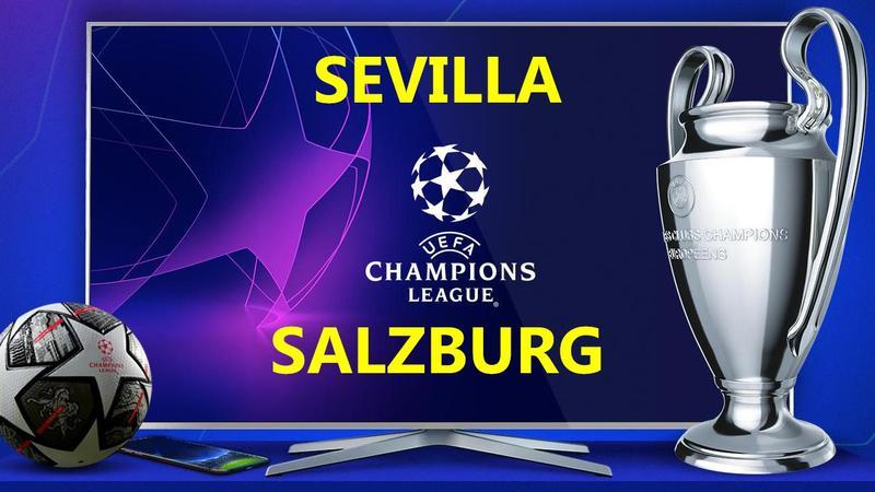 Sevilla Salzburg maçı CANLI