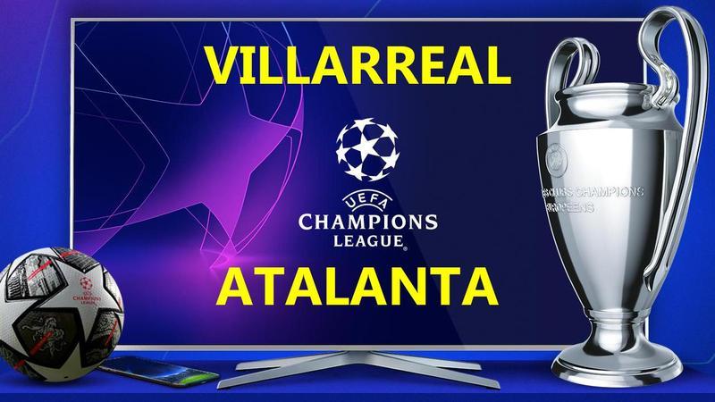 Villarreal Atalanta maçı CANLI İZLE