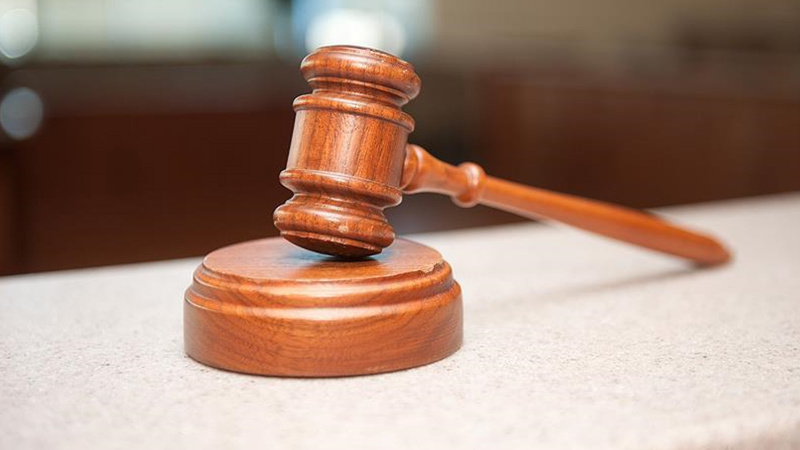 Ağır Ceza Mahkemesi başkanına hapis cezası