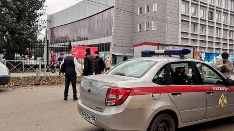 Silahlı saldırıyı düzenleyen öğrencinin bacağı kesildi