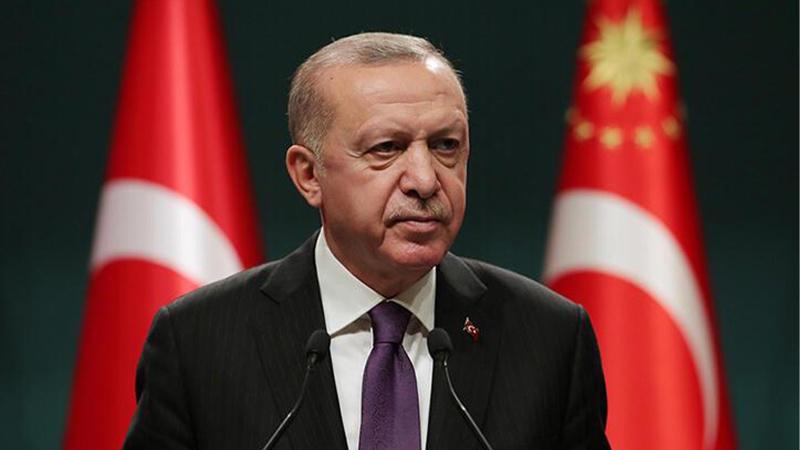 Cumhurbaşkanı Erdoğan'ın diplomasi trafiği