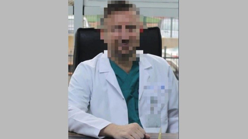 Hastasından ameliyat parası istedi: Tutuklandı