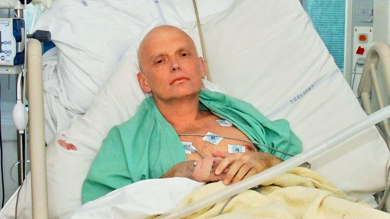 AİHM Litvinenko suikastından Rusya'yı sorumlu tuttu