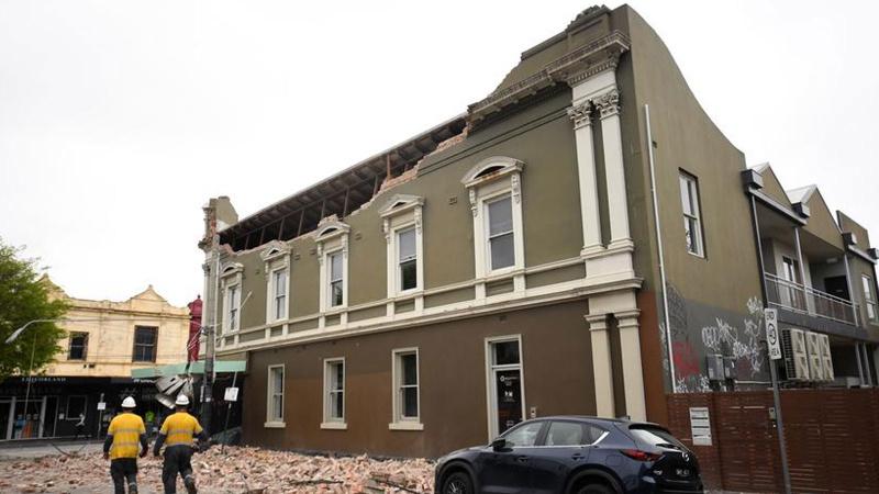 Avustralya'da 6.0 büyüklüğünde deprem!
