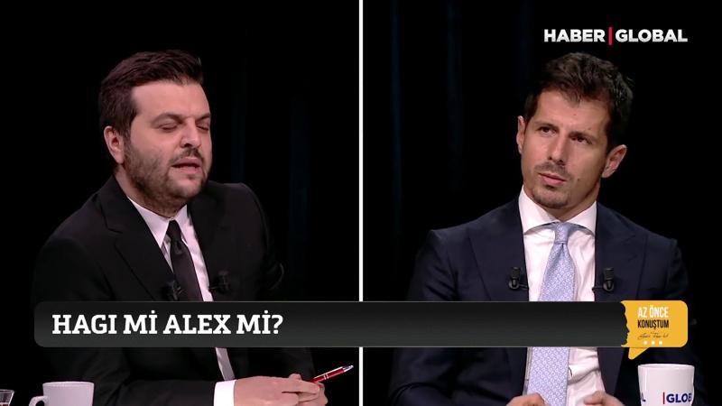 Nostalji: Hagi mi daha büyük futbolcu, Alex mi?