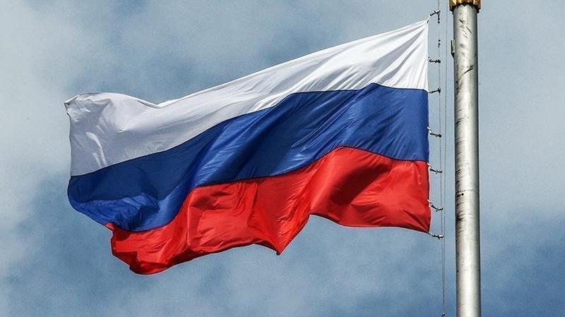 Rusya'da eğitim uçuşu yapan helikopter düştü