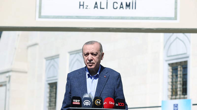 Erdoğan'dan ABD tepkisi: Hiçbir liderle bu durumu yaşamadım