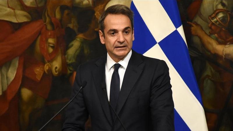 """Yunanistan Başbakanı Miçotakis'ten """"Türkiye ile iş birliği"""" açıklaması"""