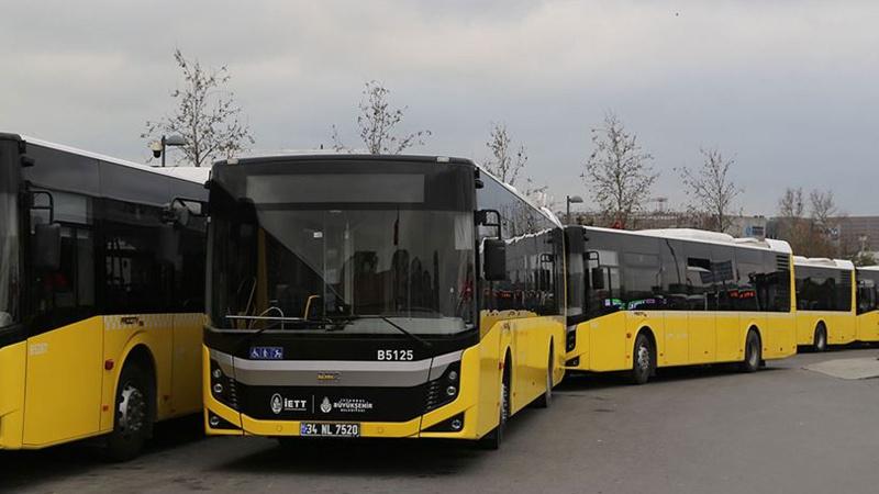 Özel halk otobüsü sahiplerinden çağrı