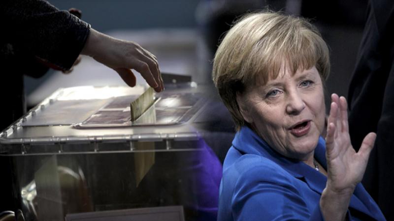 Almanya'da seçim heyecanı! Sosyal Demokrat Parti önde götürüyor