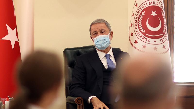"""""""ABD'nin PKK'ya destek sağladığını esefle görüyoruz"""""""