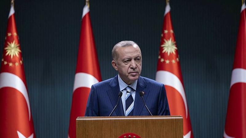 Erdoğan tarihi bir adım diyerek duyurdu: Önümüzdeki ay onaylayacağız