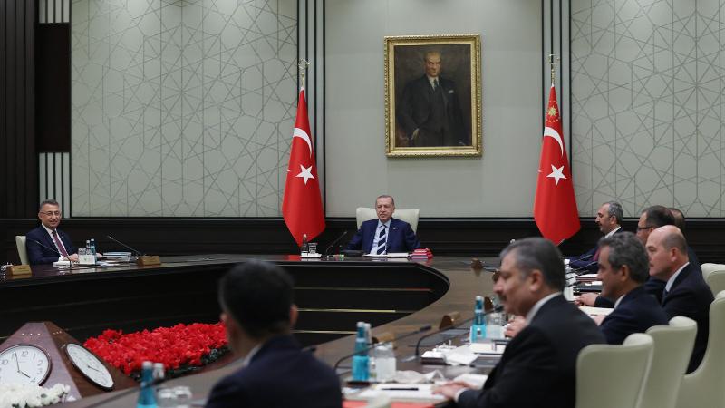 Cumhurbaşkanı Erdoğan'dan yurt eylemlerine tepki!
