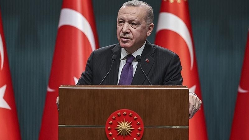 Erdoğan: Adaleti sağlamanın ölçüsü sosyal medya değil