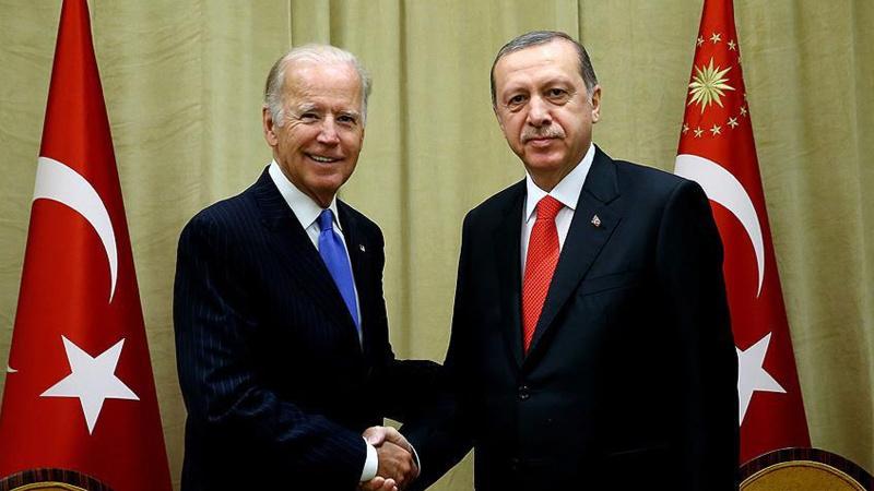 Erdoğan ve Biden Roma'da görüşecek