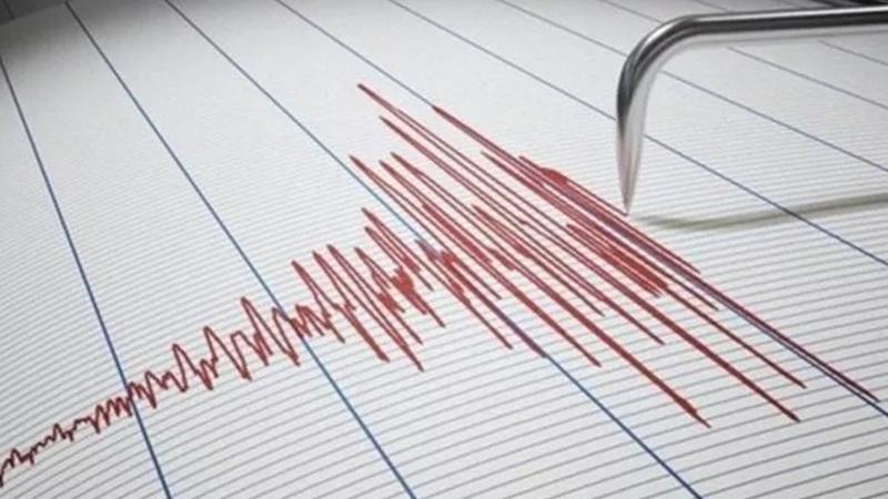 Komşuda deprem paniği! Art arda şiddetli sarsıntılar