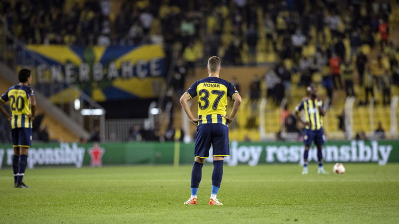 Fenerbahçe'ye evinde Olympiakos şoku!