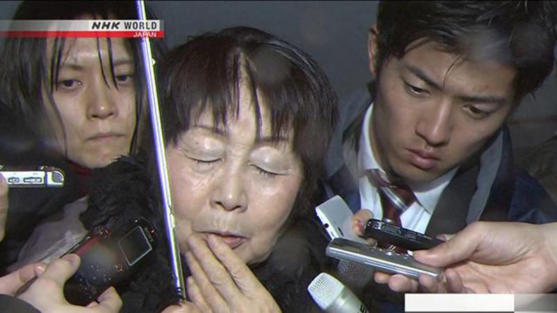 Kurbanlarını siyanürle öldüren 74 yaşındaki 'kara dul' Chisako Kakehi