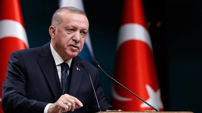 Erdoğan'dan koronavirüs açıklaması