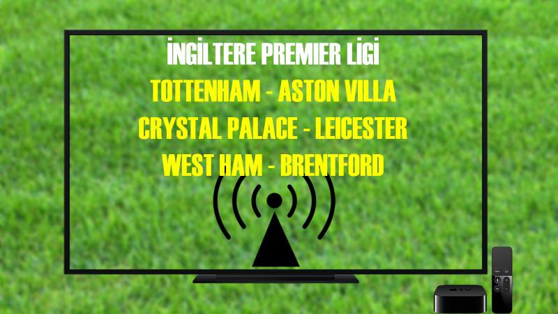 Tottenham Aston Villa maçı CANLI İZLE