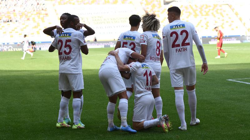 Yeni Malatyaspor'un mağlubiyet serisi 5 maça çıktı