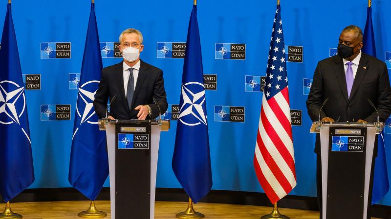 NATO ve ABD arasında üst düzey temaslar