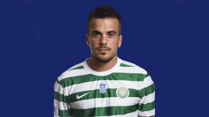 Yunan futbolcu ölü bulundu