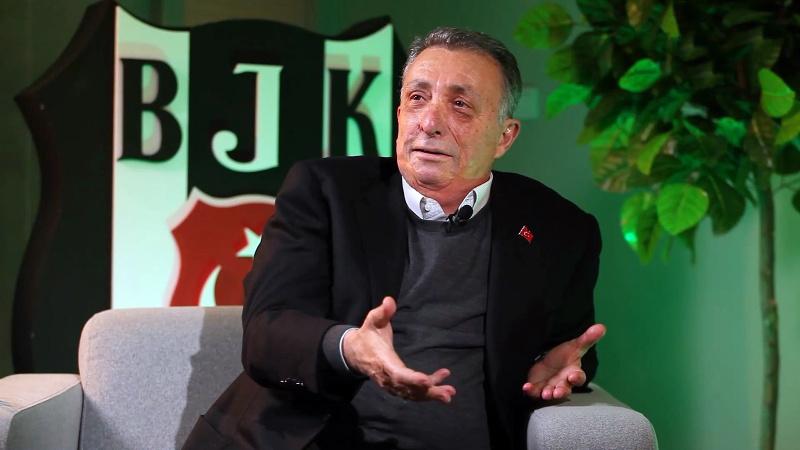 Ahmet Nur Çebi'den Fenerbahçe ve Galatasaray'a gönderme