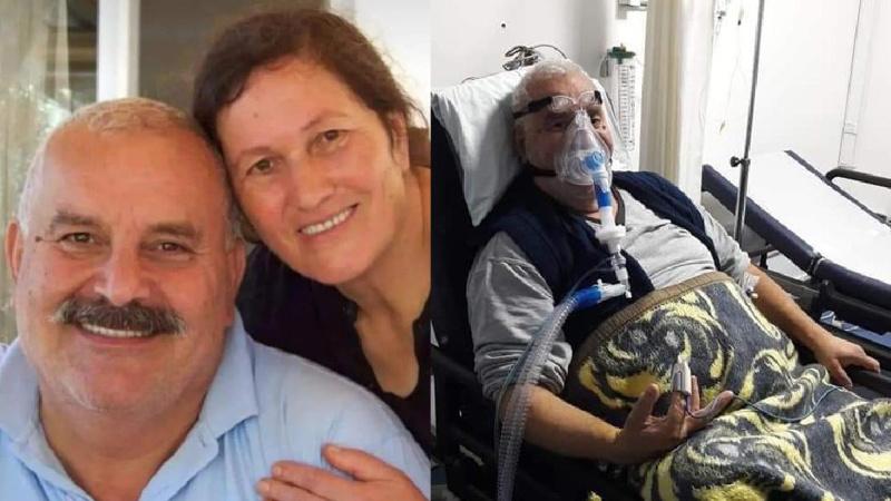 Koronavirüs hastası çift 3 gün arayla hayatını kaybetti