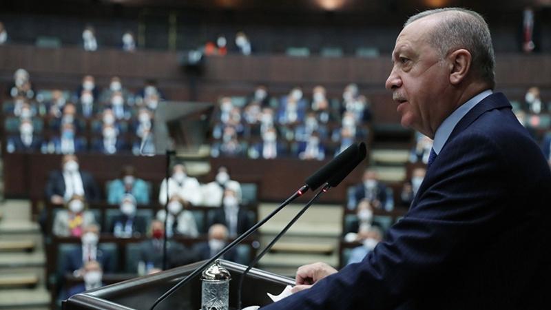 Erdoğan'dan Kılıçdaroğlu ve Akşener'e tepki