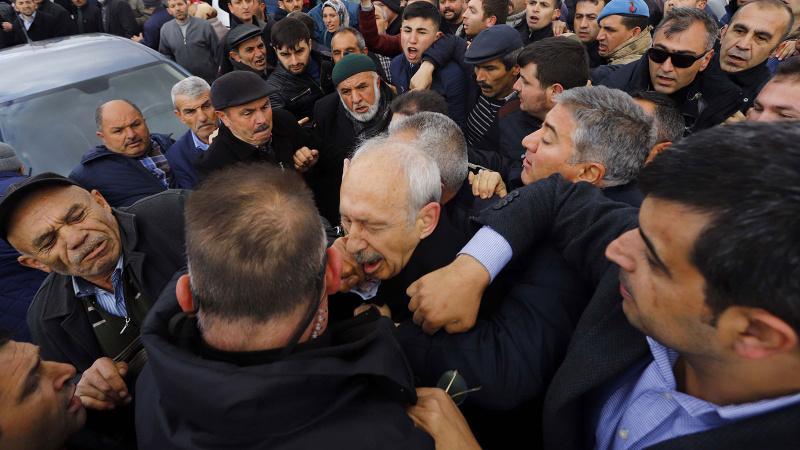 Kılıçdaroğlu'na saldırı davasında çelişkili ifadeler