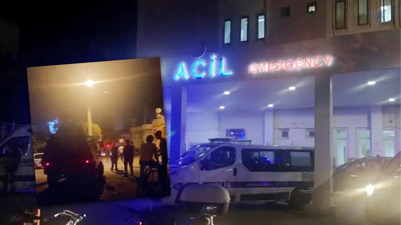 Barışmak için buluşan iki aile çatıştı: 9 yaralı