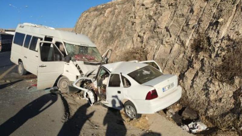 Şanlıurfa'da korkunç kaza!