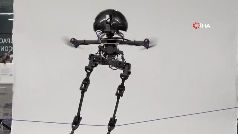 Yeni nesil robot Leonardo hünerlerini sergiledi!