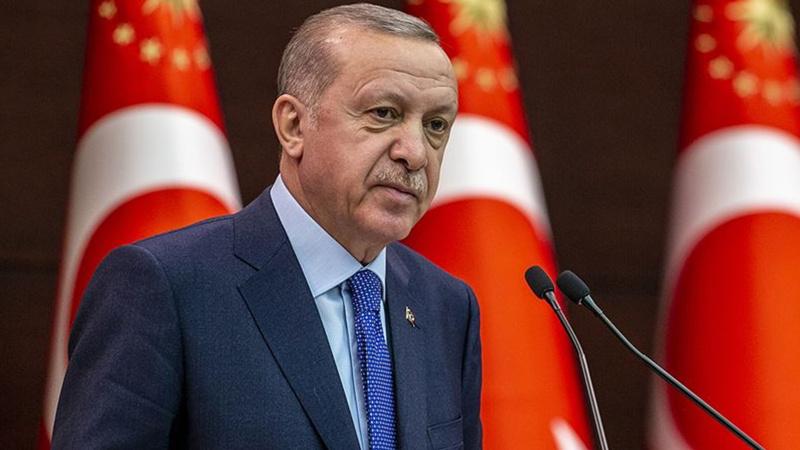 """Erdoğan'dan Çukurova Üniversitesi açılışında """"yurt"""" açıklaması"""