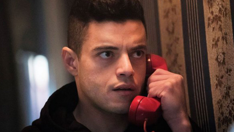 Rami Malek'in hayatını değiştiren telefon!