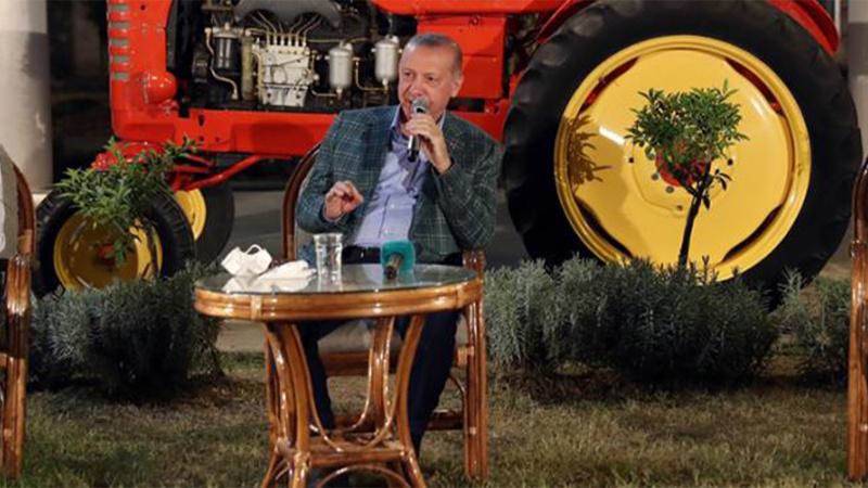 Cumhurbaşkanı Erdoğan: Bizi bir daha içeri mi sokacaksınız?
