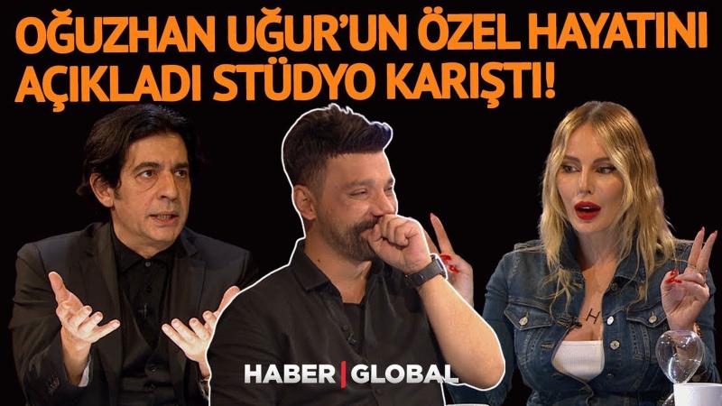 Hande Sarıoğlu, Oğuzhan Uğur'un özel hayatını ifşa etti!
