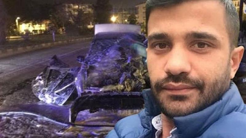 Futbolcu Sercan Aydeniz kazada öldü