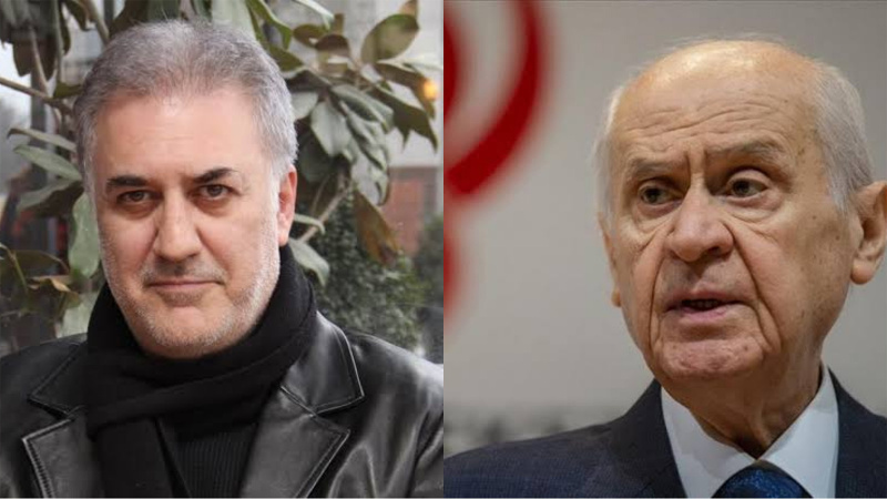 Devlet Bahçeli'den Tamer Karadağlı'ya destek telefonu