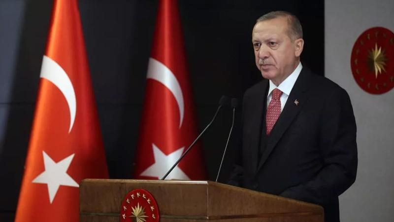 """Cumhurbaşkanı Erdoğan'dan """"Çevre kirliliği"""" mesajı"""