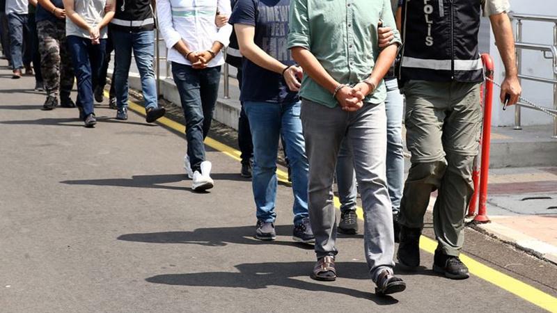 İstanbul'daki FETÖ soruşturmasında 30 şüpheliye gözaltı kararı