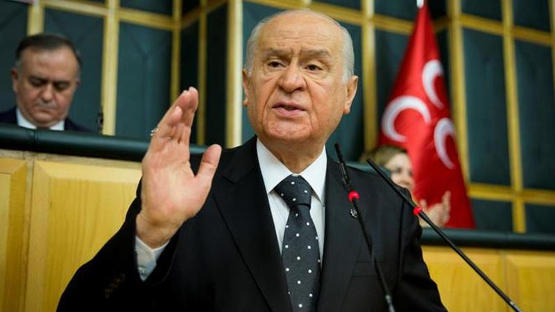 Bahçeli'den Kılıçdaroğlu'na: Anayasa'dan Atatürk'ü çıkarmayı düşünüyor musunuz?