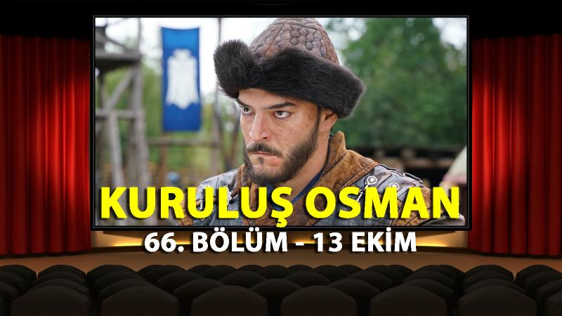Kuruluş Osman 66. Bölüm Full İzle