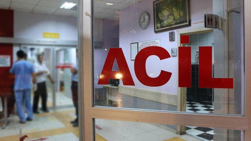 Ankara'da kahreden olay: Bazaya sıkışmış olarak bulundu