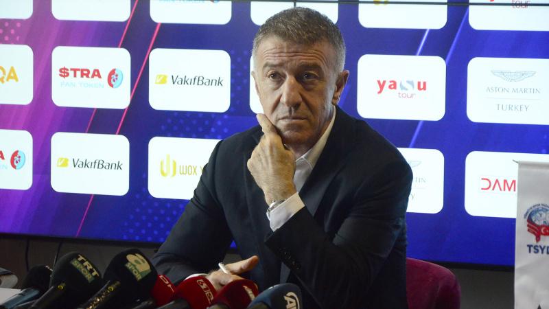 Ağaoğlu'dan Fenerbahçe maçı açıklaması