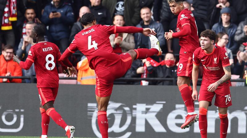 Liverpool Watford'u 5'ledi