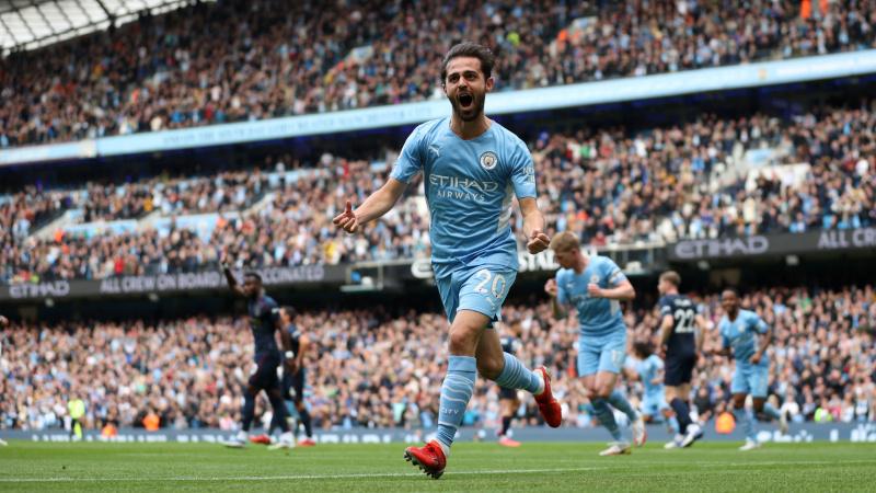 Manchester City kendini yormadı