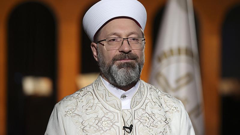 """""""Hz. Muhammed'in kılavuzluğundan uzak kalan insanlık, tarihin en zorlu dönemlerinden birini yaşıyor"""""""
